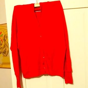 Eileen Fisher hooded linen cardigan XS